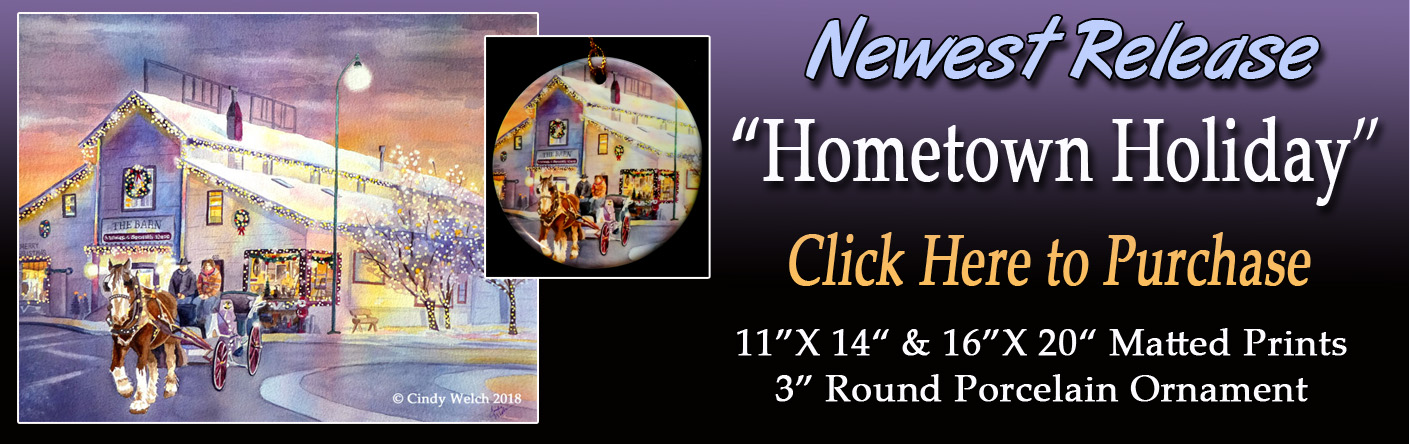 Hometown Holiday Release WEB Banner