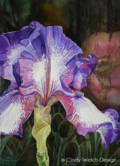 Iris-water