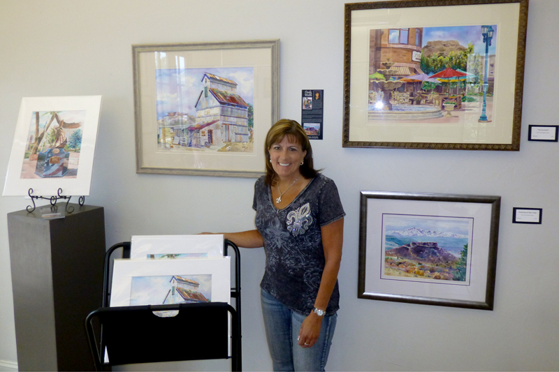 Cindy Welch Design Castle Rock Artist