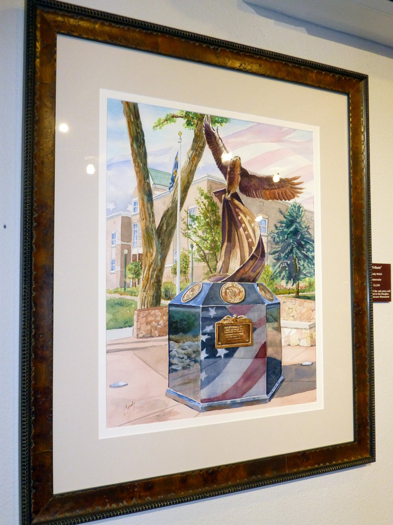 """America and American's""  Meet the Artists Reception through June 21st, 2014"