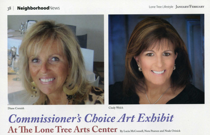 Lone Tree Arts Center-Commissioner's Choice Art Exhibit