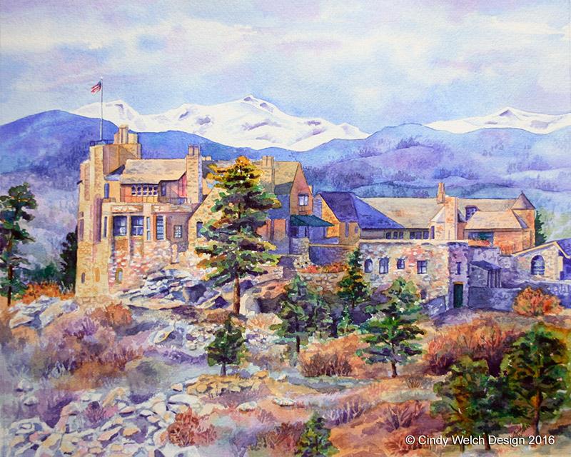"""Cherokee Castle"""