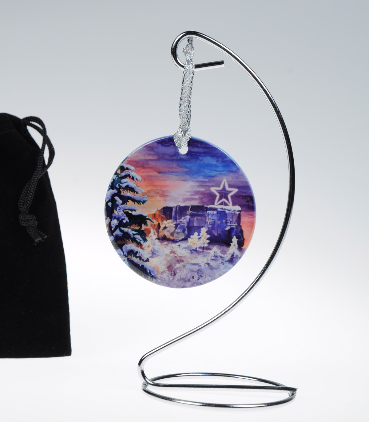 Castle Rock Starlighing Ornaments