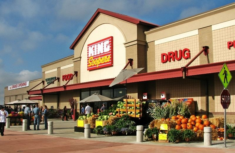 Cindy Welch Design was selected as one of 3 finalists to create a mural for the new King Soopers