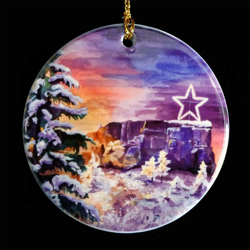 "Castle Rock ""Starlighting"" Ornament"