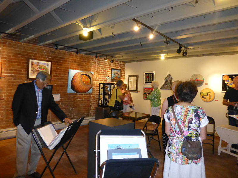 Featured Paintings: Art on the Edge Gallery in Castle Rock June 28, 2013