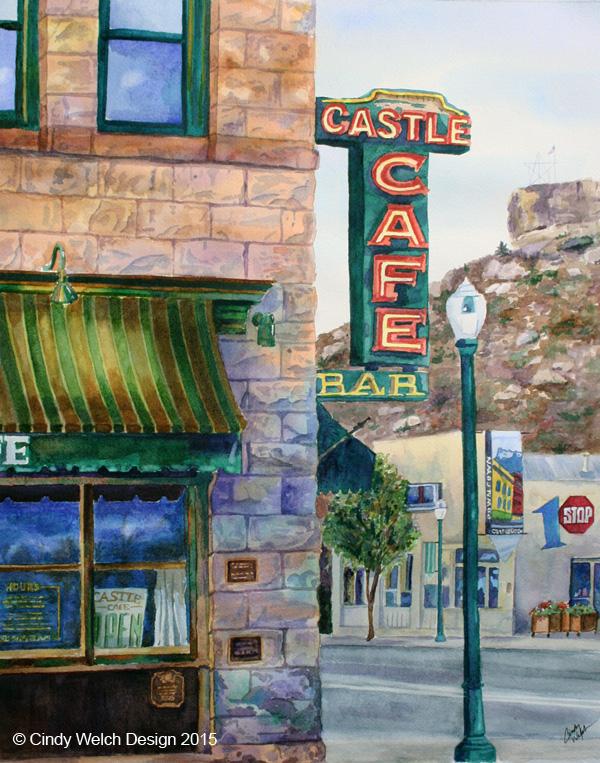 """""""Castle Cafe"""""""