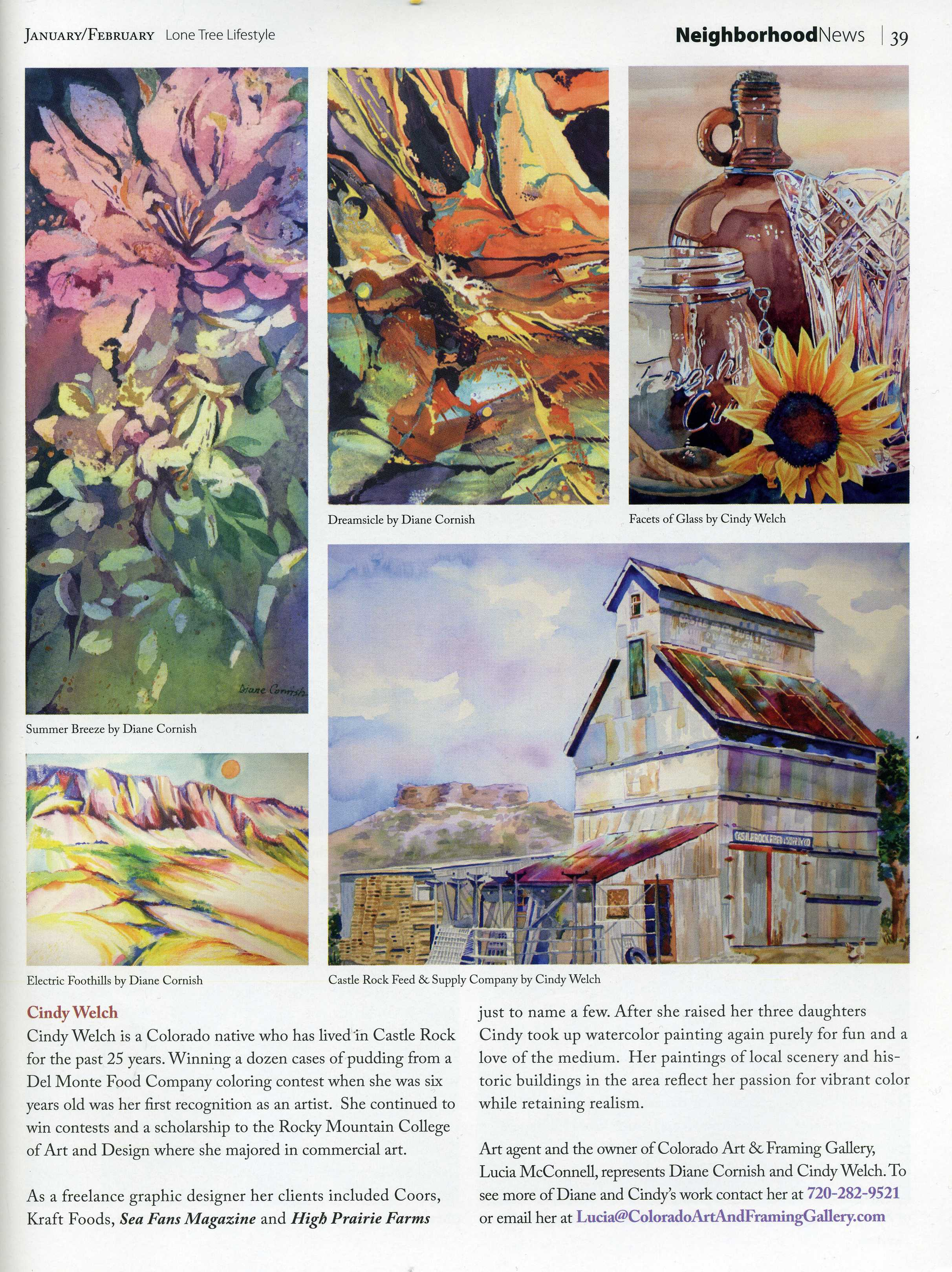 Lone Tree Lifestyle page2005