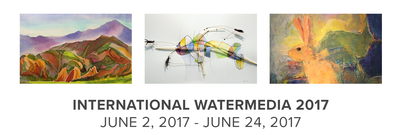 Cindy was recently accepted into the 2017 International Watermedia Show