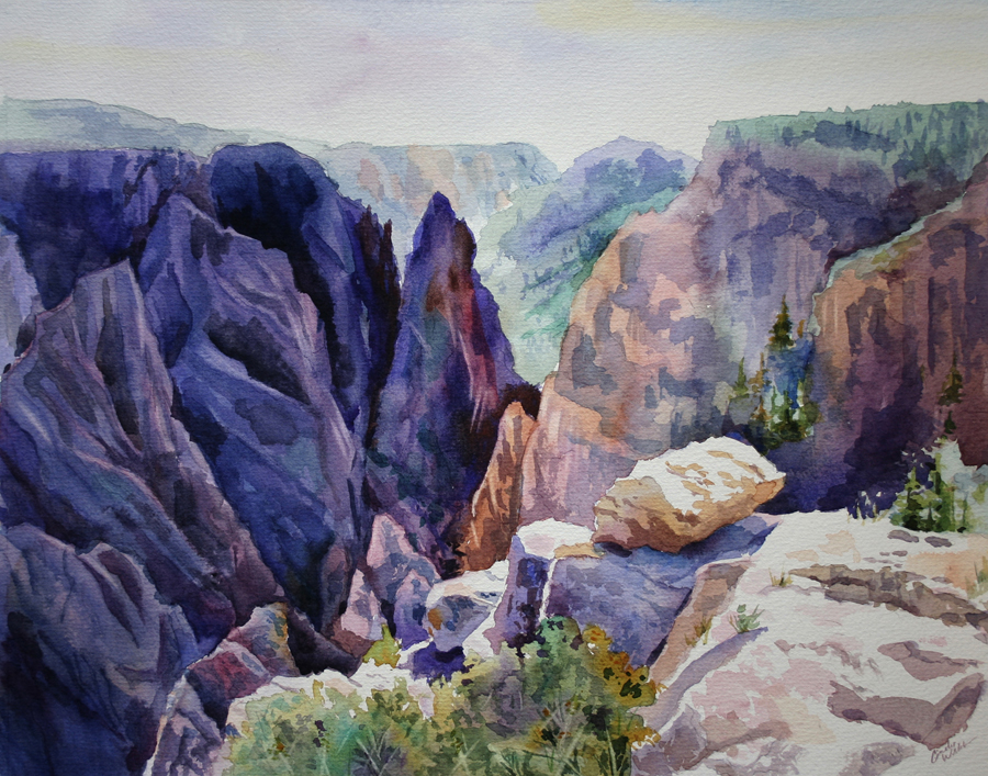 """Black Canyon"""