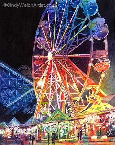 Wheel of Thrills copyright los res